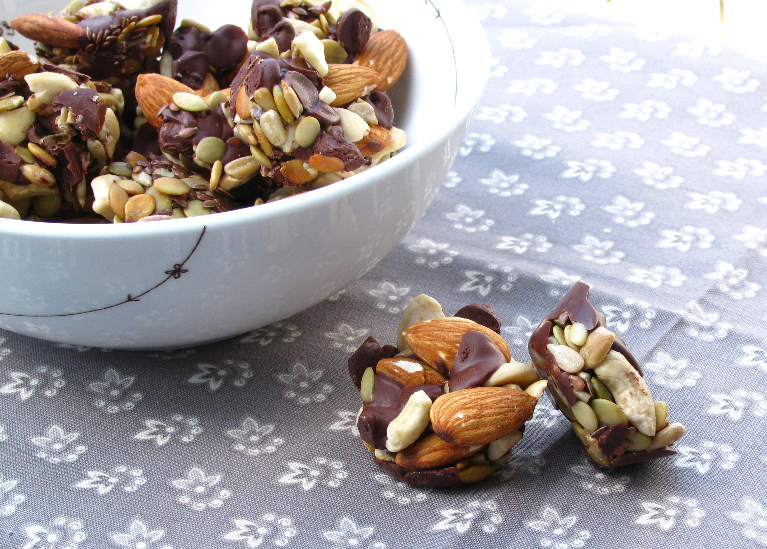 Seed & Nut Clusters. | The Root Cellar's Garden